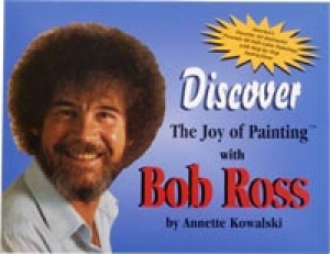 Bob Ross Oelmalen Instruktionen Buch Discover the Joy of Painting