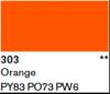 Lascaux Gouache Temperafarbe 303 Orange