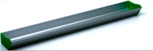Siebdruck Werkzeug: Rinne / Aufziehrinne / Beschichtungsrinne 45cm
