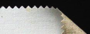 Leinwand L04 Ravenna Reinleinen extra fein / Portrait Universalgrund 316gr 210cm Zuschnitt per m1 ganze Breite = 2,1m2