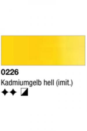 Lukas Oelfarbe Studio C 226 S1 Kadmiumgelb hell Imitiert