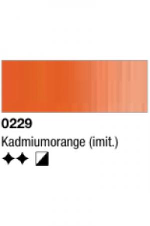 Lukas Oelfarbe Studio C 229 S1 Kadmiumorange Imitiert