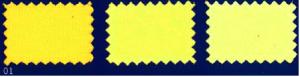 Ideal Maxi Textilfärbemittel S11 01 Gelb Baumwolle, Viskose, Leinen, Jute bis zu 2kg Stoffgewicht. Pa: 75ml Fäbemittel + 100gr Fixierer