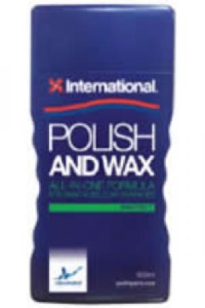 International Boatcare / Bootspflege Polish und Wax