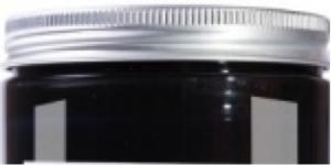 Siebdruckfarbe SDL PRO WB 1902 Schwarz deckend / Textil / Holz / Papier