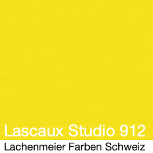 Lascaux Acryl Studio Original S11 912 Zitrongelb