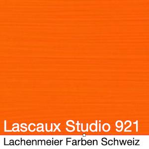 Lascaux Acryl Studio Original S11 921 Permanent Orange