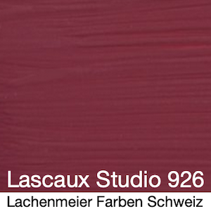 Lascaux Acryl Studio Original S11 926 Bordeaux