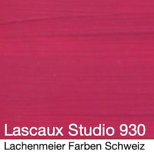 Lascaux Acryl Studio Original S11 930 Magenta dunkel