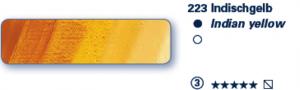 Schmincke Ölfarben Mussini  Tube 35ml 223 S3 Indischgelb
