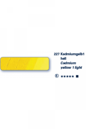 Schmincke Ölfarben Mussini  Tube 35ml 227 S5 Kadmiumgelb 1 Hell