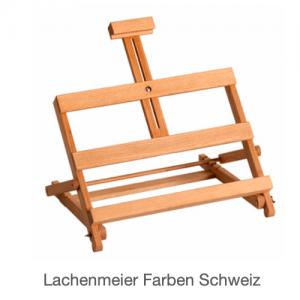 Staffeleien Tischstaffelei Leseständer 019 Buche Breite ca 45cm max. Bildhöhe bis 49cm