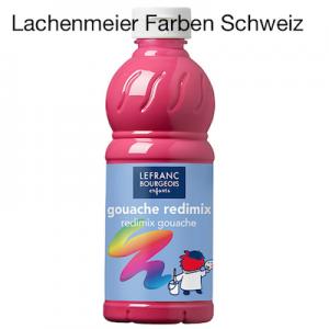 L+B Color + Co Redimix Gouache flüssig S1 354 ros tyrien