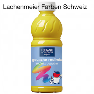 L+B Color + Co Redimix Gouache flüssig S1 153 Primär Gelb