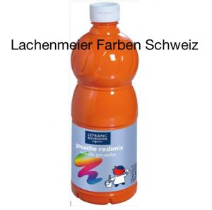 L+B Color + Co Redimix Gouache flüssig S1 201 Orange