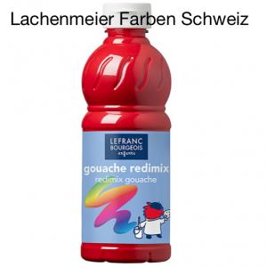 L+B Color + Co Redimix Gouache flüssig S1 327 Karmin