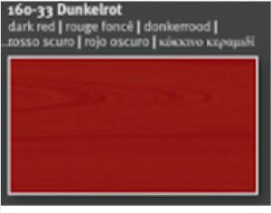 Naturfarben Auro 160 A Holzlasur WB S10 160-33 Dunkelrot