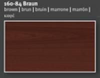 Naturfarben Auro 160 A Holzlasur WB S10 160-84 Braun