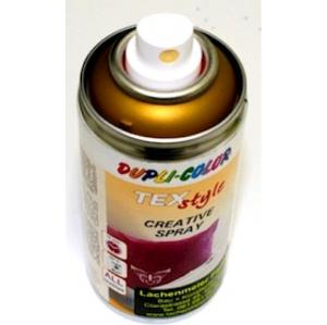 Duplicolor Texstyle Textilspray Stofffarbe Ral 9999 Gold