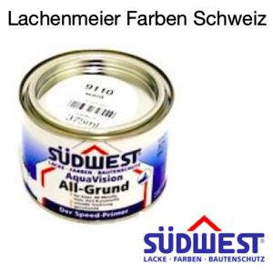 SW AquaVision All-Grund Weiss 9110 WB Allprimer 499gr
