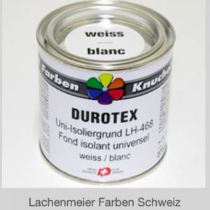 Durotex Uni- Isoliergrund LM 468 Weiss