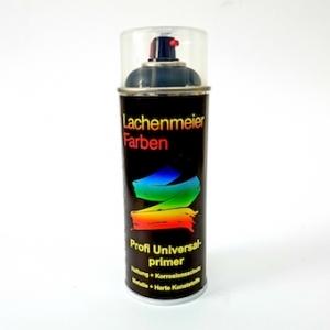Profi Universal Primer Schwarz HG7 Haftung + Korrosionsschutz, mit verstellbarer Flachstrahldüse