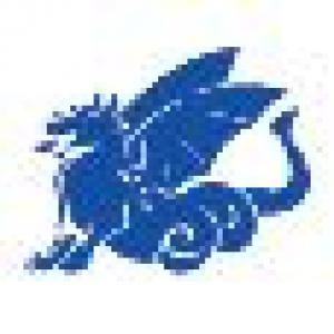 China Tusche flüssig Nan King C S1 091 Blau