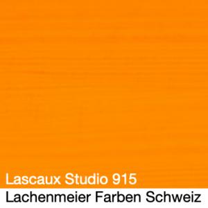 Lascaux Acryl Studio Original S11 915 Permanentgelb dunkel