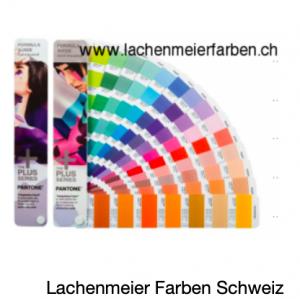 """Farbkarte Norm Pantone Formula Guide Plus 2x1867 Farben 2019, Set 1 Fächer glanz """"C""""  + 1 Fächer matt """"U"""""""