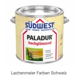 Paladur Klarlack LM hochglanz, Alkyd-PU D aromatenfrei