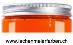 Siebdruckfarbe SDL PRO WB S1 1885 Orange / Textil / Holz / Papier