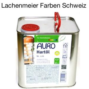 Auro Natural Paints 126-90 Hard oil