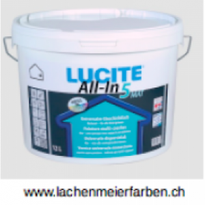 Lucite Innen All In 5 Matt A Weiss + Base 3 12L