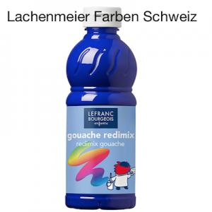 L+B Color + Co Redimix Gouache flüssig S1 054 Ultramarin
