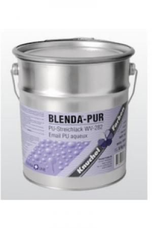 Blenda-PUR PU WB 282 Streichlack Matt Weiss ca. 4,75L