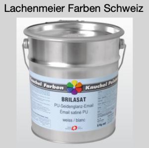 Brilasat PU-KH Emaillack Seidenglanz A Weiss Ral9010