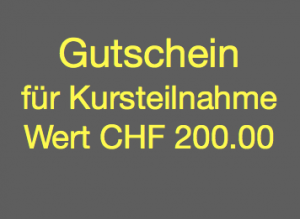 Voucher for a course at Lachenmeier Farben