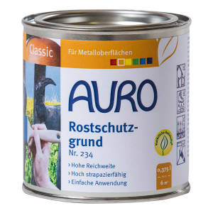 Auro natural paints 234 Rust protection primer