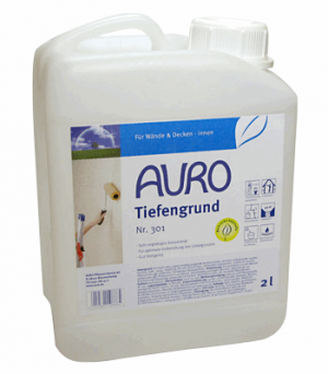 Auro natural paints 301 Plaster primer