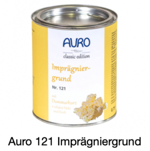 Auro natural paints 121 Impregnating primer