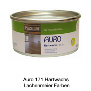Auro natural 171 paints Hard wax