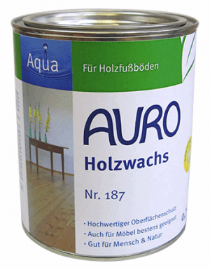 Auro natural 187 paints Wood wax