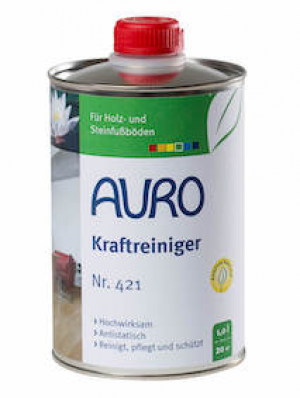 Auro natural paints 421 Power cleaner