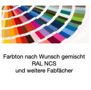 Auro 516-X Decklack Glanz mix nach RAL NCS Inspiration Colours for Life