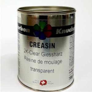 Creasin 2K Clear Epoxy Giessharz wasserhell transparent 7:3 (benötigt Härter 905, separat beziehen)