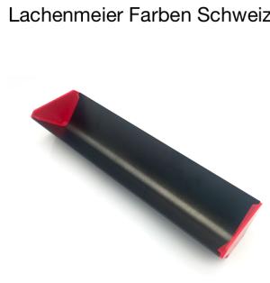 Siebdruck Werkzeug: Rinne / Aufziehrinne / Beschichtungsrinne 28cm