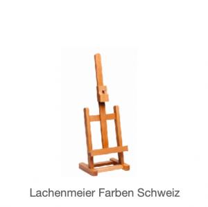 Staffeleien Tischstaffelei 051 Buche 20x30cm max. Bildhöhe 29cm