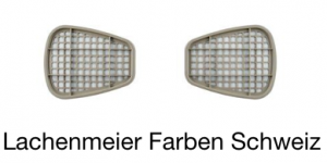 3M Atemschutz Maske 6000 Teile 6055 Filter Aktivkohlefilter A2 6055 Set 1 Paar