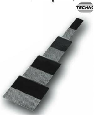 Maserierwerkzeuge Maseriersatz Stahlkämme Satz 12teilig 13x13cm