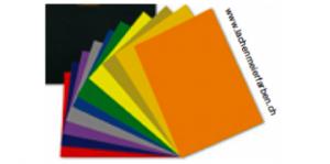 Farbkarte Norm Ral Karte Classic K6 A4 Einzelbogen OHNE Lochung, handgefertigt